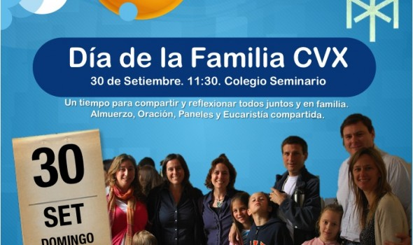 Día de la Familia CVX