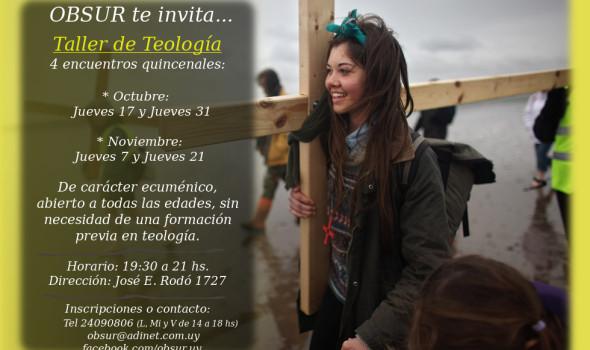 Invitacion teologia